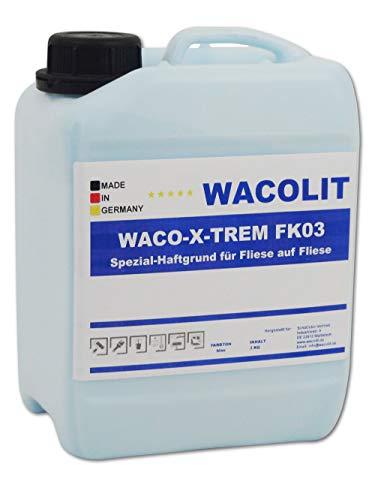 3 kg Wacolit WACO-X-TREM FK Fliesengrundierung Haftgrund