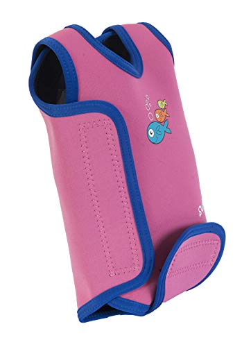 Swimbest Baby Wetsuit (6-12 Months, Pink)
