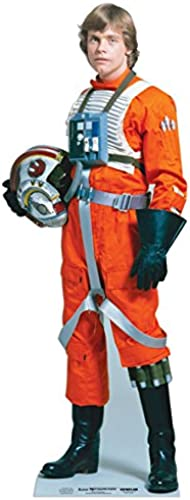 tienda en linea StarCutouts - Figura Luke Skywalker Star Wars Wars Wars (SC483)  Entrega rápida y envío gratis en todos los pedidos.