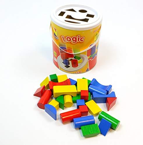 Logic Steckspieltrommel