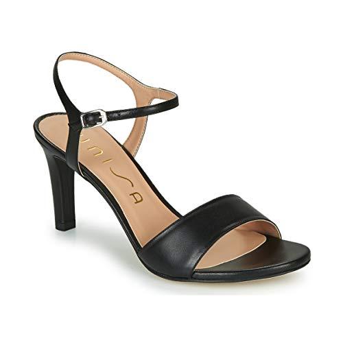 UNISA OBANO Sandalen/Open schoenen dames Zwart Sandalen/Open schoenen