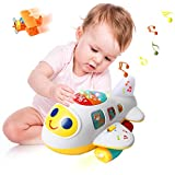 Huile Baby Toys Electronic Airplane Toys with Lights & Music ,Best...