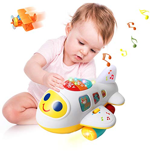 Huile Baby Toys Electronic Airplane Toys...