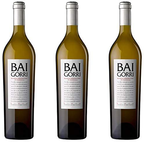 BAIGORRI Vino blanco fermentado -750ml