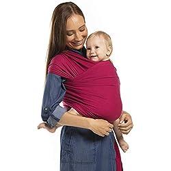 Boba Wrap, el fular portabebés para recién nacidos más vendido