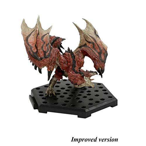 """Consejo: La estatua de China, versión modificada, diferente de otras versiones Desde el exitoso videojuego forma y color vivo, realista, realmente restaurar la forma del monstruo Medidas aproximadamente 4"""" de altura El Rathalos es un feroz dragón vol..."""