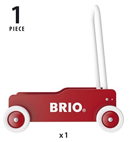 Brio 31350 – Lauflernwagen rot-gelb - 5