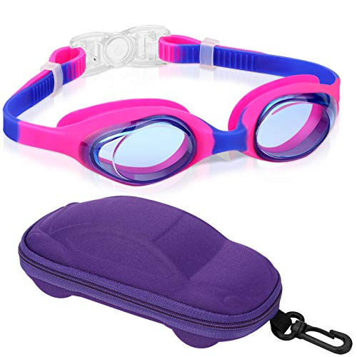 Kids Swim Goggles, Swimming Goggles for Boys Girls Kid Toddlers Age 2-10