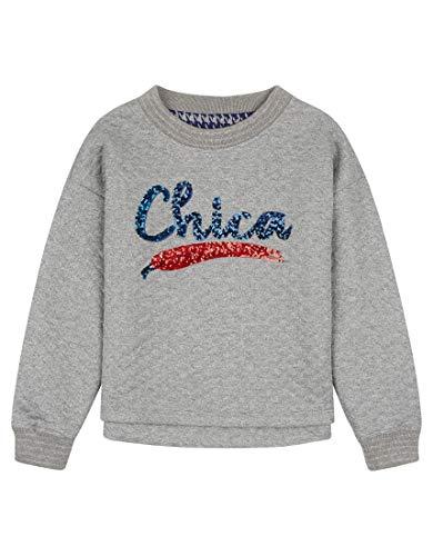 Oilily: Sweatshirt HOLALA,GRAU (152)