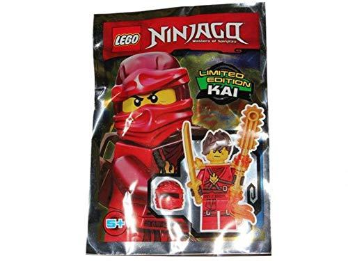 LEGO ® Ninjago - Limited Edition - Kai mit Schwert und extra Waffe 891723
