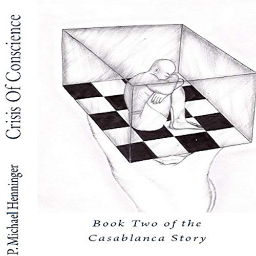 Crisis of Conscience audiobook cover art