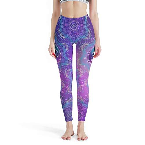 JEFFERS 3D-print yogabroek meisjes 1568863807YPABN fitnessbroek voor sport