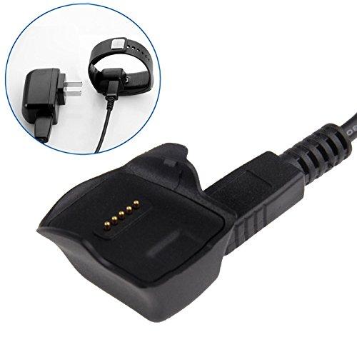 YANGZILING QUELLIA Bluetooth-Armband-Ladegerät for Samsung Gear Fit R350 (Schwarz)