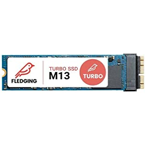 SATA SSD Upgrade for Apple MacBook Air 2012 macOS and Tools A1465 EMC 2558 and A1466 EMC 2559 Feather M12 SSD 128GB