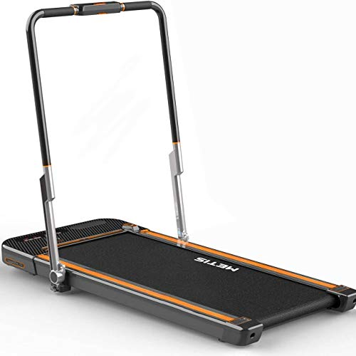 METIS Walking Folding Treadmill – Treadmills For Home/Office   Walking Machine With Bluetooth Speakers...