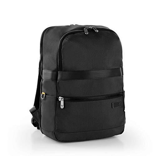 Roncato Rucksack Mit Laptop 15.6' Tablet Halter 10' Rover - Handgepäck cm. 41 x 30 x 14.5 Fassungsvermögen 18 L2 Jahre Garantie
