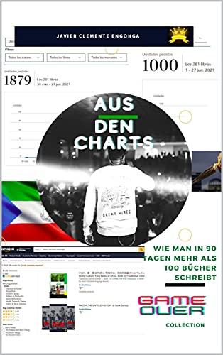 AUS DEN CHARTS, WIE MAN IN 90 TAGEN MEHR ALS 100 BÜCHER SCHREIBT: Geschichte Afrikas (HISTORY OF AFRICA 104)