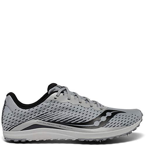 Saucony Kilkenny Xc 8 - Zapatillas de correr para mujer, Negro (Aleación/Negro), 37 EU