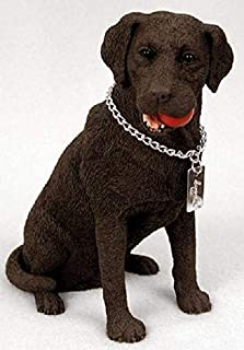 Best life size chocolate lab statue Reviews
