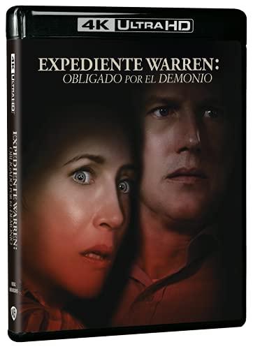 Expediente Warren: Obligado por el demonio 4k UHD + Blu-ray [Blu-ray]