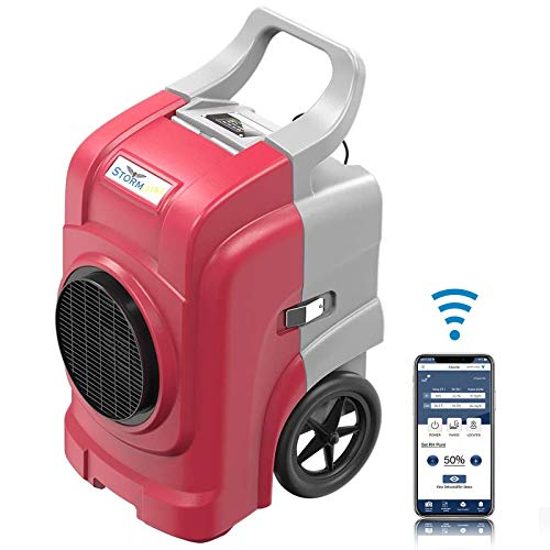 Great Deal! ALORAIR Storm Elite 125 PPD Industrial Commercial Large Dehumidifier with Wi-Fi Controls...