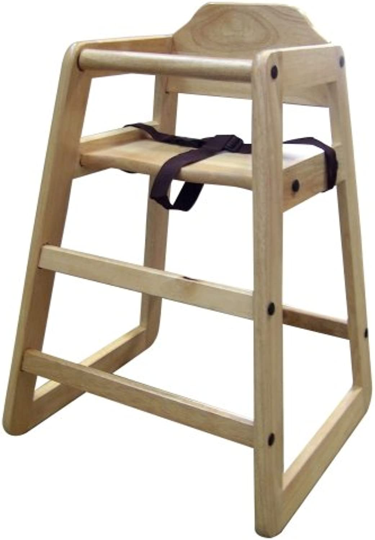 Ore International H-129 Toddler Restaurant-Style Highchair