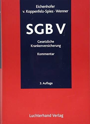 Kommentar zum SGB V: Gesetzliche Krankenversicherung