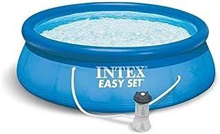 Intex EASY 28120 - Piscina de suelo redonda (diámetro 3,05 m x 0,76 m)