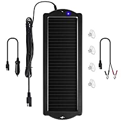 Sunway 12V Marine Solar Battery Trickle Charger