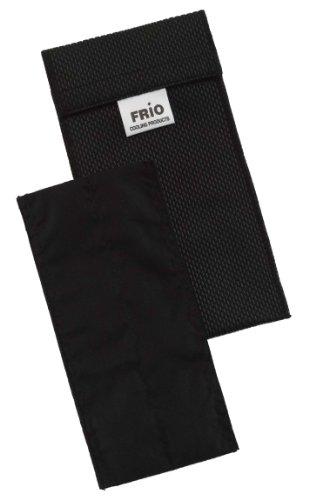 FRIO Kühltasche für Insulin, 8 x 18cm, KEIN Eispack oder Batterien nötig, ür bis zu 2 Insulinpens in Standardgröße