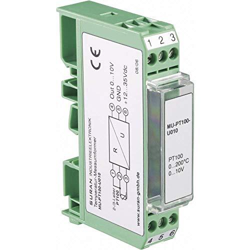 Enda MU-PT100-U010-0/200 Temperatur-Messumformer für Pt 100 MU-PT100-U010-0/200