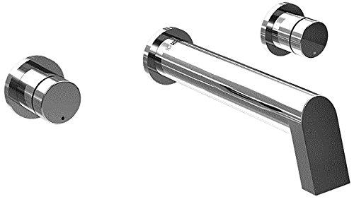 Hansa kant-en-klare montage-set HANSASTELA 57222103 voor wastafelbatterij, sproeikop 240 mm verchroomd
