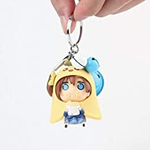 Cloth World Model 1Pcs Cosplay Cute Anime LoveLive School Idol Project Nico Yazawa Nishikino Maki PVC Action Figure Keychain Bag Pendant Toys Gift Must Have Items The Favourite Toys