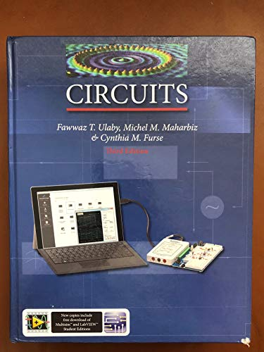 Compare Textbook Prices for CIRCUITS-W/ACCESS | with CD/DVD 3rd Edition ISBN 9781934891223 by Fawwaz Ulaby
