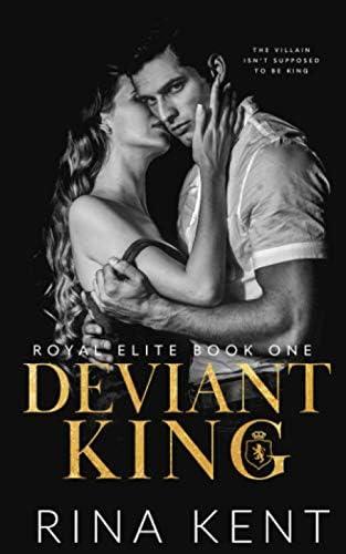 Deviant King A Dark High School Bully Romance Royal Elite product image