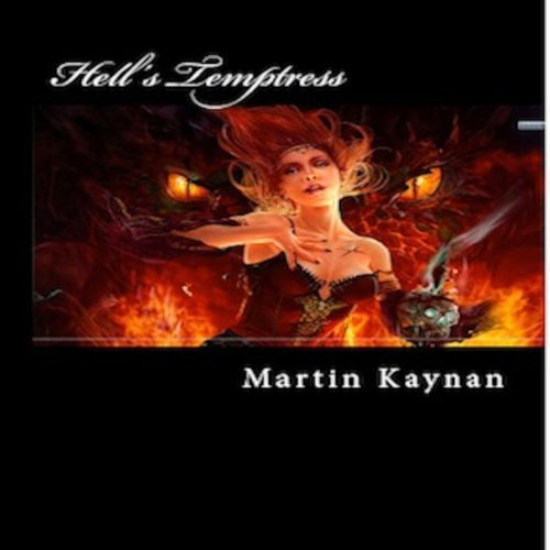 Hell's Temptress audiobook cover art