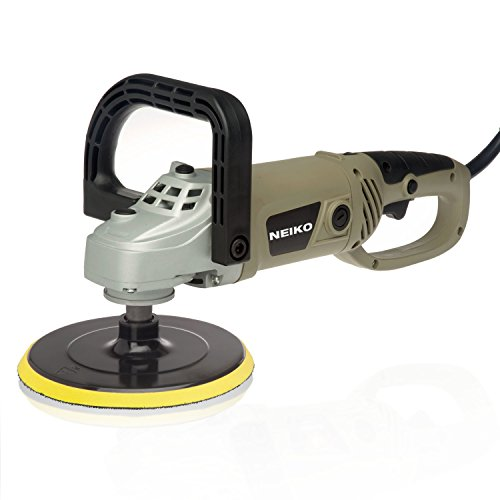 Neiko 10671A 7' Electric Polisher & Buffer 6 Variable Speeds Ul/cUL Listed