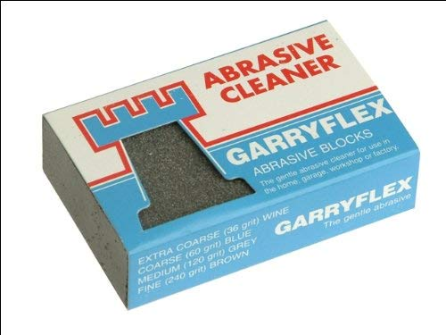 Garryson Garryflex Abrasive Block - Fine 240 Grit