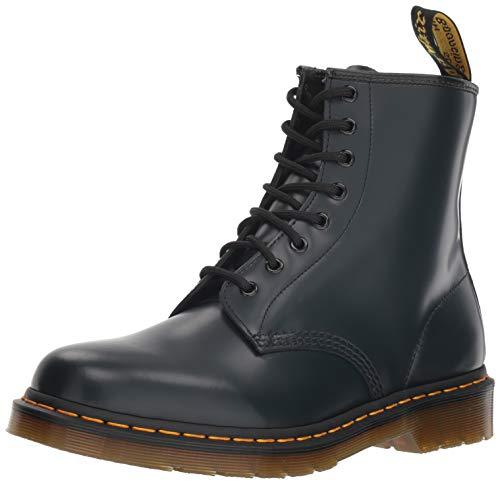 Dr.Martens Unisex 1460 8 Eyelet Smooth Blue Boots 11.5 Women/10.5 Men