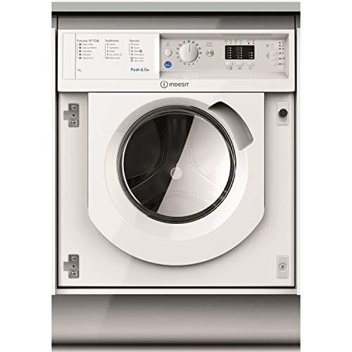 Indesit 7kg 1200rpm Integrated Washing Machine