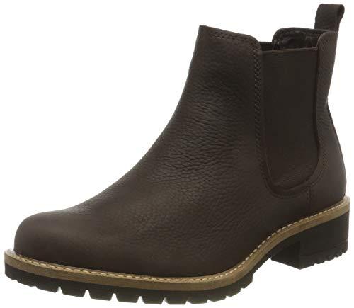 ECCO Damen ELAINE Chelsea Boots, Braun (MOCHA), 42 EU