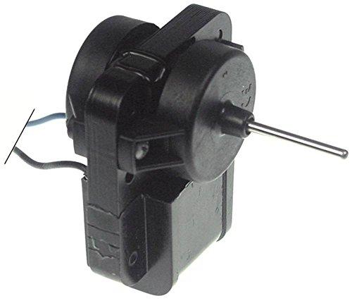 Motore ventola F61-10G 230 V 50/60 Hz asse ø 3 x 29 mm