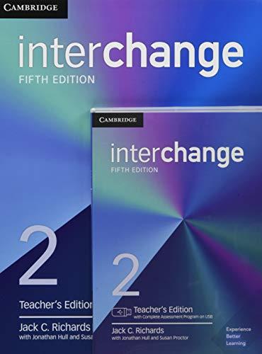 Interchange Level 2 Teacher's Edition with Complete Assessment Program