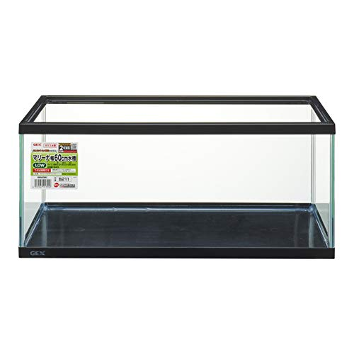 ジェックス マリーナ ガラス水槽 600L