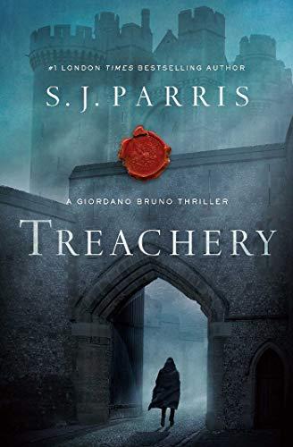 Treachery: A Giordano Bruno Thriller (Giordano Bruno Mysteries)