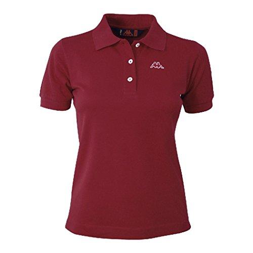 Robe Di Kappa - Polo T-Shirt Maglia Donna Piquet Stretch Mare Sport Art. Golovin - Colore:...