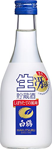 白鶴 上撰 ねじ栓生貯蔵酒 [ 日本酒 兵庫県 12本 ]