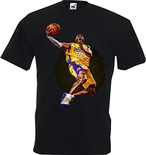 Desconocido Camiseta Kobe Bryant Lakers 24 Mate (s)