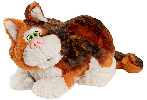 Disney and Pixar Soul Mr Mittens Plush Doll 8-in Tall Huggable Stuffed Character with Movie-Authentic Look, Gift for Teens, Adult and Collectors Ages 3 Years and Up