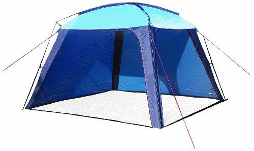 High Peak Pavillon - Refugio de acampada y senderismo, color azul
